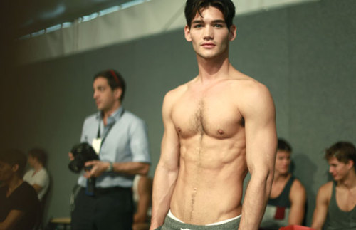 Chris Fawcett | Ermanno Scervino SS13