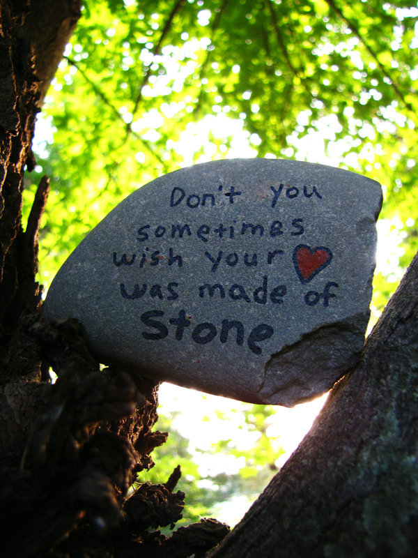 Heart of Stoneby =WeAreABeautifulMess