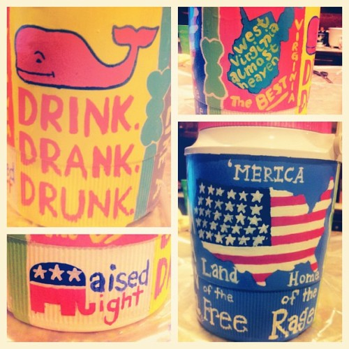 All donee for the 4th! 🇺🇸😍 (Taken with Instagram)