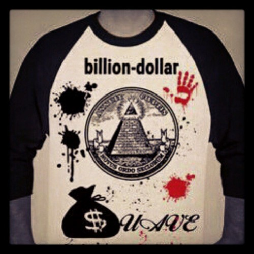 #BDSClothing 1st shirt ever designed for B.D.S by @rookiesuave  (Taken with Instagram)