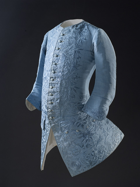 Waistcoat 1740 The Los Angeles County Museum of Art