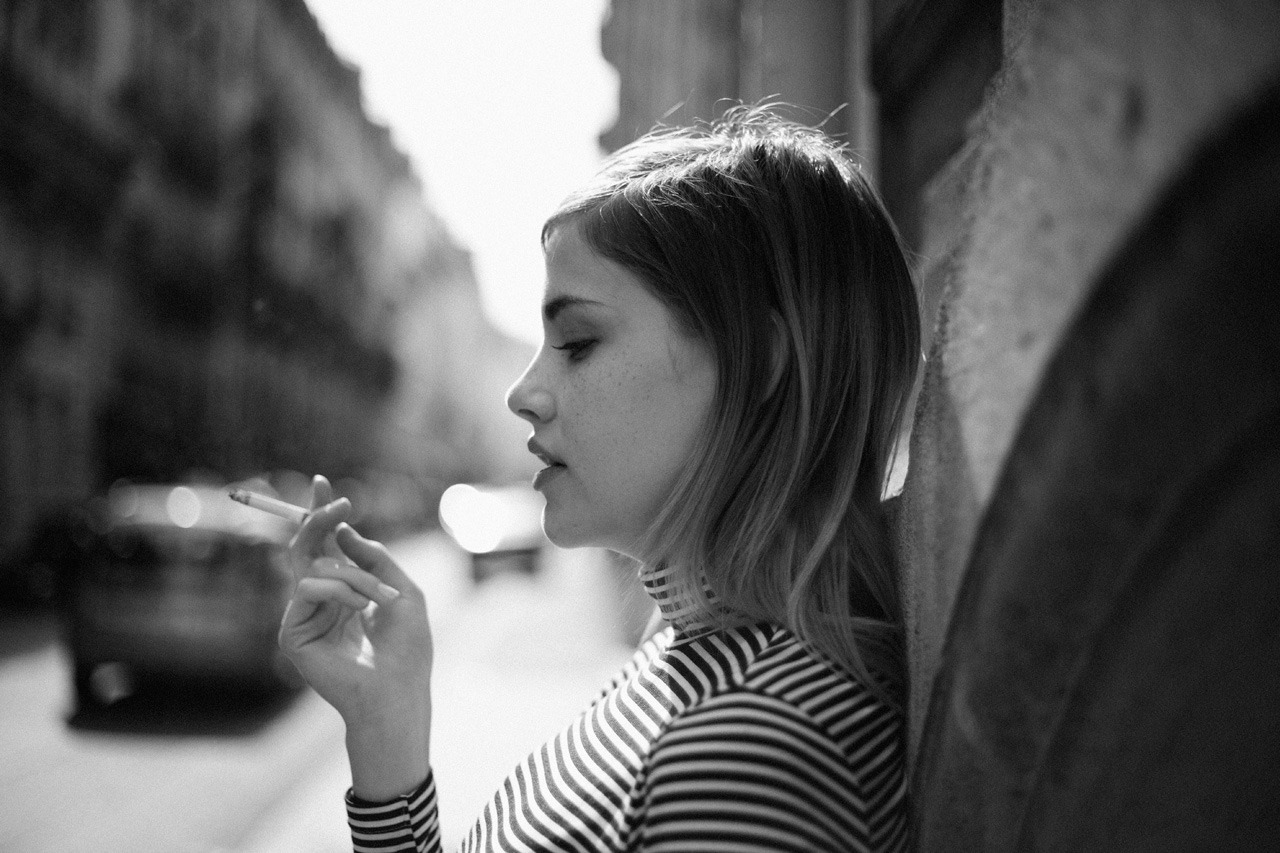 suicideblonde:  Ashley Smith photographed by Daniella Rech