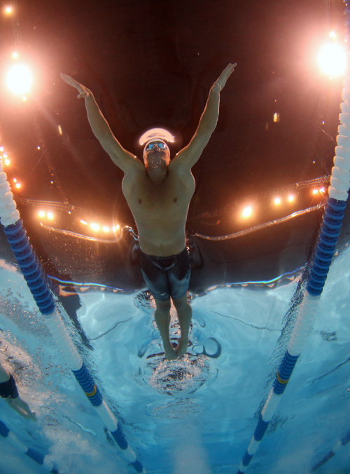 maledaily:  (via Ryan Lochte Photos - 2012 U.S. Olympic Swimming Team Trials - Day 1 - Zimbio)