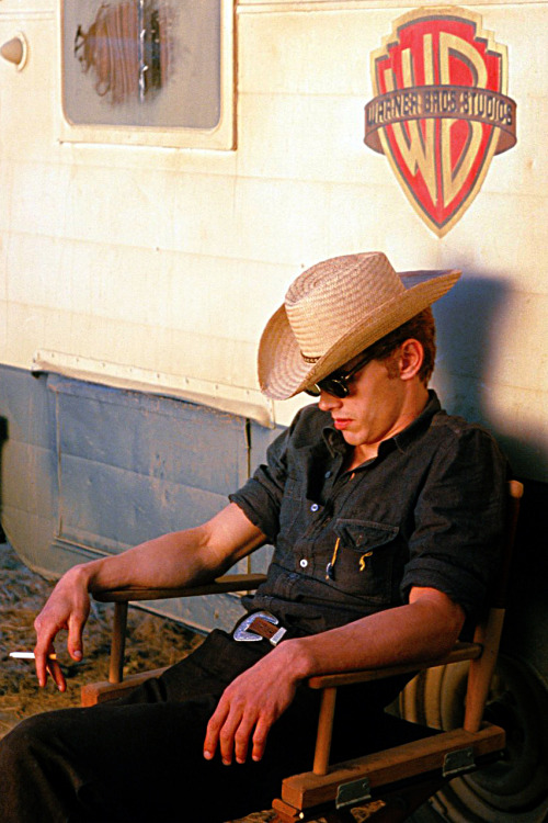James Franco in James Dean (2001)