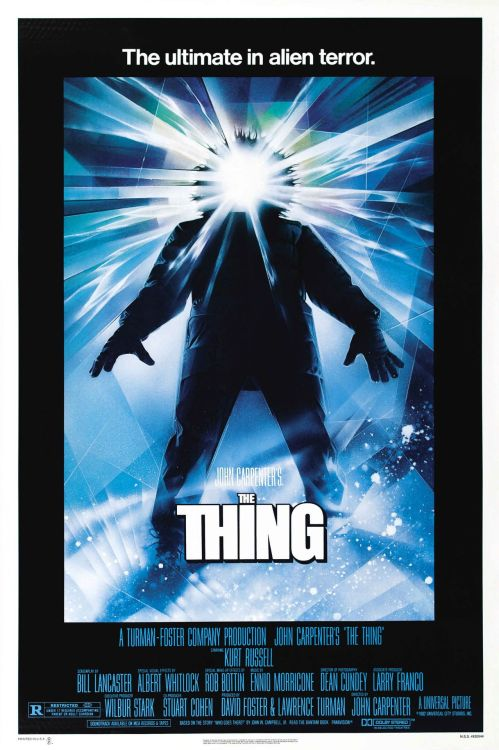 John Carpenter's The Thing - Release Date June 25, 1982