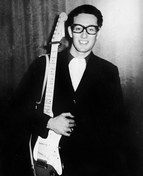 Buddy Holly, c. 1950's
