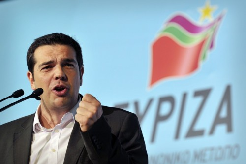 "SYRIZA and the way forward June 25, 2012  The conservative New Democracy party will lead a new government in Greece after two stunning elections in which it barely defeated the Coalition of the Radical Left, or SYRIZA, a coalition of left-wing parties and organizations committed to tearing up the ""Memorandum""—the former government's commitment to drastic austerity measures that have plunged Greece into a depression and slashed working-class living standards. SYRIZA skyrocketed from minor party status to win 16.7 percent of the vote in the May 6 election, and 26.9 percent on June 17—outpacing other left options, including the Communist Party and the smaller anti-capitalist coalition ANTARSYA. Frighteningly, the neo-Nazi Golden Dawn also did well in the polarized vote, and will have 18 seats in the new parliament. The Internationalist Workers Left , a revolutionary socialist organization and one of the founding groups in SYRIZA in 2004, issued this statement about the results on June 17, and what comes next for the left in Greece. It follows: 1. The results of the election on June 17 were a continuation of the political earthquake of May 6, which radically altered the balance of political forces. The showing for the left, expressed in the decisive support for SYRIZA among the working class and the popular classes—created panic among the local ruling class, and also among its international allies. At the same time, it created a wave of hope, excitement and solidarity for the resistance movement and the left, both at the European level and globally. This achievement of the working class of May 6 and June 17 must be defended, and it must be completed. 2. The results of this election prove that the goal of overthrowing the pro-austerity forces and electing a left-wing government that would take on the task of stopping the attacks of the capitalists, the EU and the IMF in order to protect the interests of the working class was possible. SYRIZA, by throwing all its forces in the pursuit of that goal, in a determined way and with an honest attitude based on unity, succeeded in winning massive growth on a level that is unprecedented in all the years since the military junta that fell four decades ago. Finish the list with all seven points. United, we can win! We can succeed in bringing a radical change in Greece, and we can fuel the fire that is simmering in Europe."