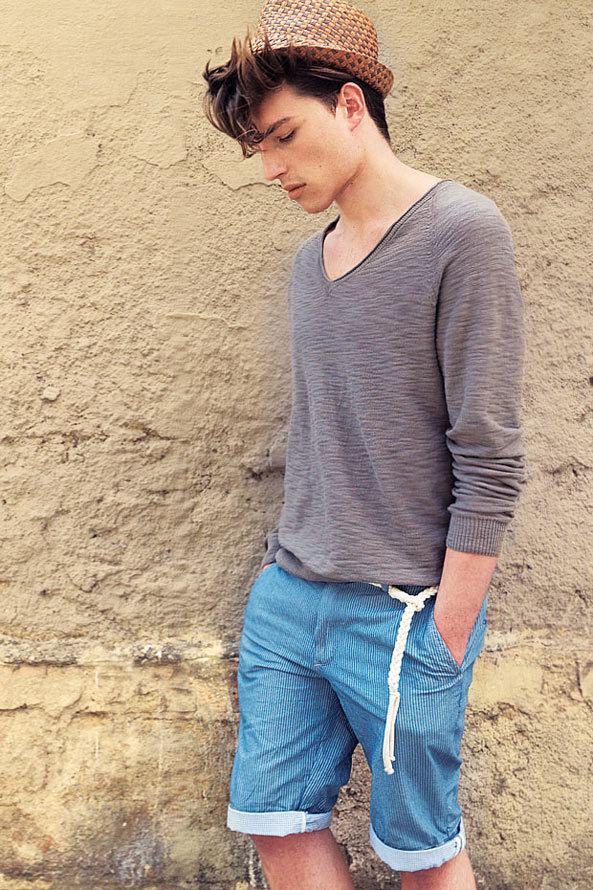 mensfashionworld:  Bershka Boys stylebook May 2012