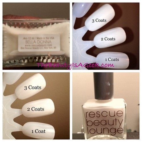Bella Donna from GOMM by @rescuebeauty. #rbl #rescuebeautylounge #nails #nailswatch  (Taken with Instagram)