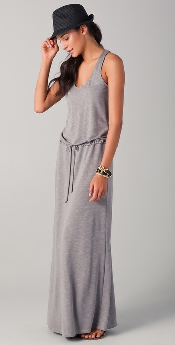 Great basic maxi for summer.  @ Shopbop
