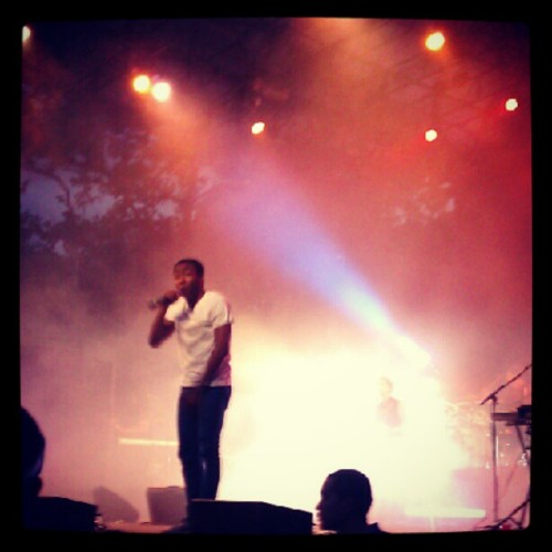 Just saw @DonaldGlover, one of the best shows ever #GambinoGirl4Life (Taken with Instagram)
