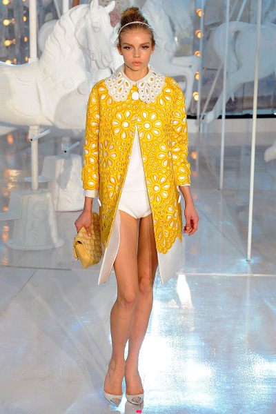 Louis Vuitton - SS 2012