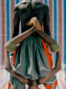 anotherafrica:  Namsa Leuba | The Art of Deconstruction | read more