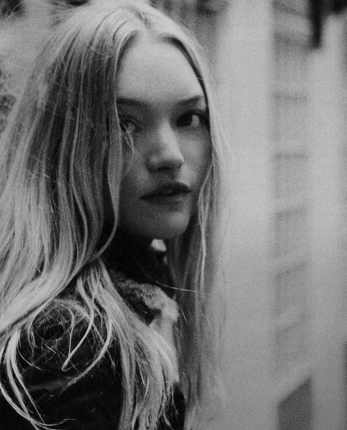 moscowprotection:  Gemma Ward by Peter Ash Lee