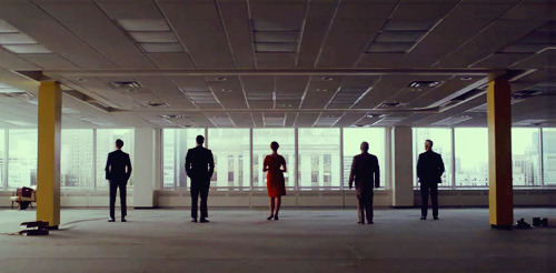 Mad Men Season 5 was perfect.