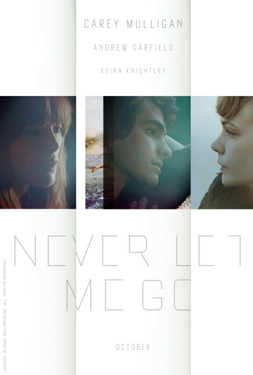 dorothy16:  'Never Let Me Go' poster by Neil Kellerhouse (never-used) [x]