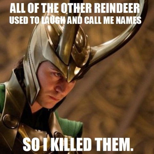Loki will show you.