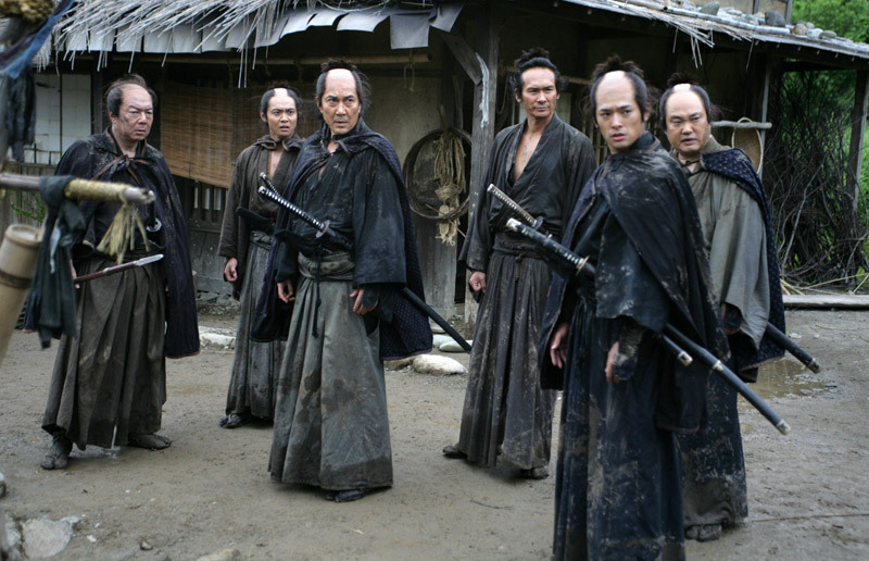I watched 13 Assassins over the weekend. Brilliant movie,Takeshi Miike knows how to make movies.