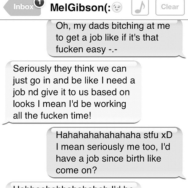 She made my night 😂👍 @oxox_mel #hoodrat #bestfriend #lmao  (Taken with Instagram)
