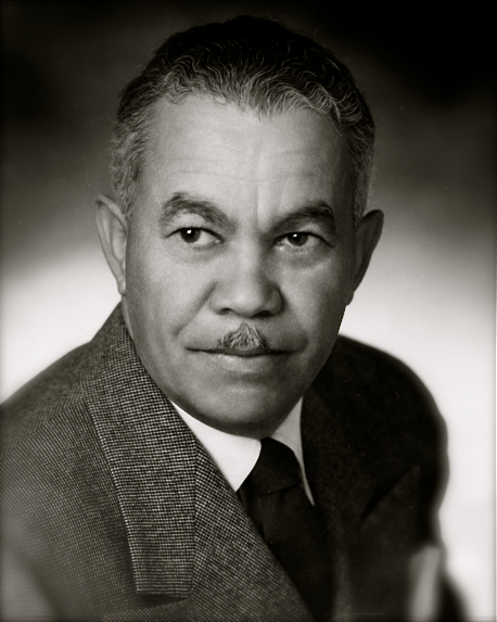 Today In History 'Paul Revere Williams, internationally regarded architect, received the 38th NAACP Spingarn Medal on this date June 26, 1953 for his creative and attractive designs of modern dwellings and commercial structures.' (photo: Paul Revere Williams) - CARTER Magazine