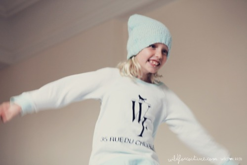 Violet Hume for Wildfox Kids