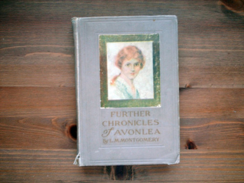 undertheinkysky:  Further Chronicles of Avonlea by Miss-Print on Flickr.