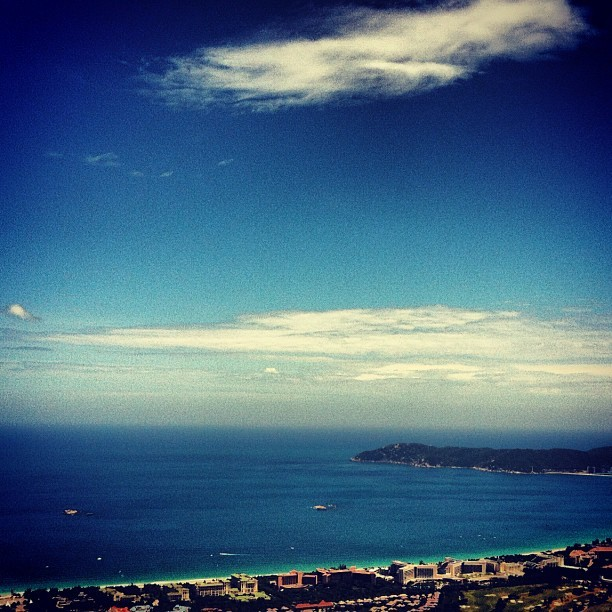 #idaily (Taken with Instagram at Yalong Bay Beach)