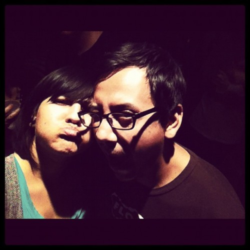 El P show :)  (Taken with Instagram at Crescent Ballroom)