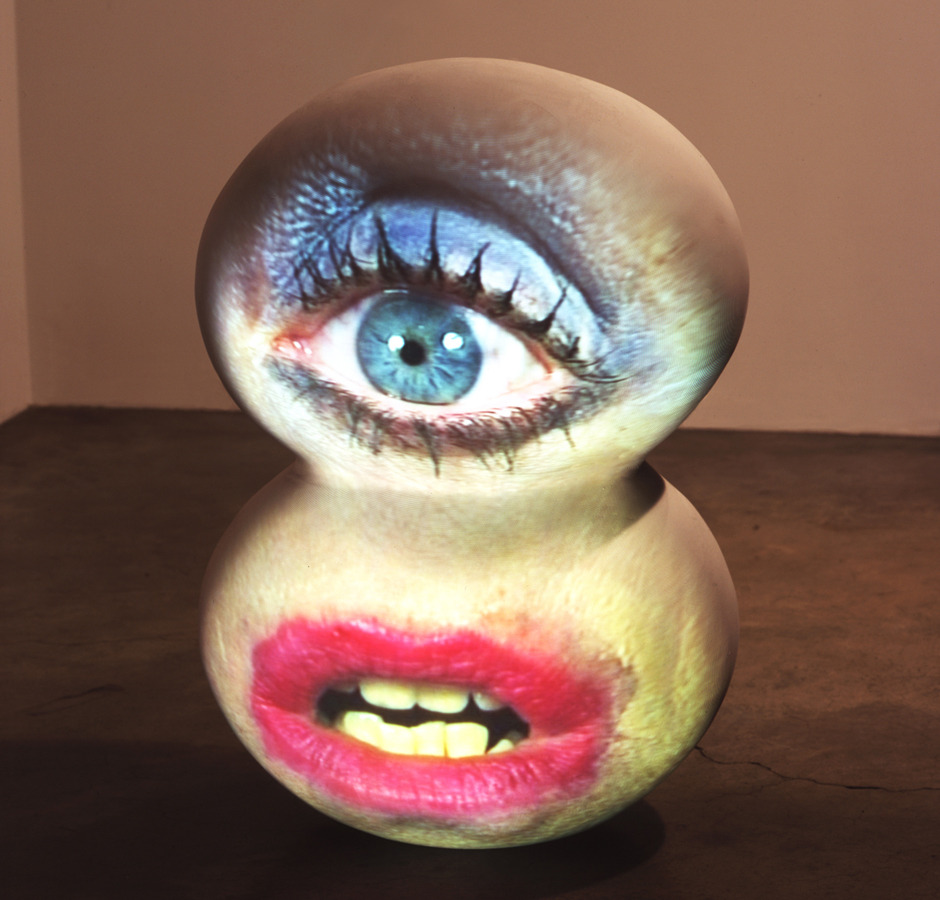 Face to Face, Tony Oursler
