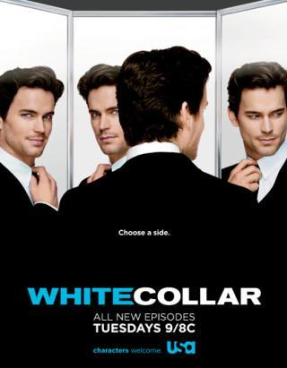 "I am watching White Collar                   ""season 3""                                            22 others are also watching                       White Collar on GetGlue.com"