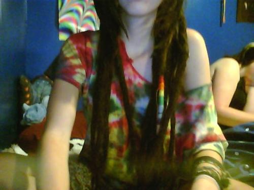 i love my dreadlocks