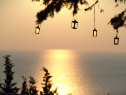 Sunset at Paxos island, Greece (by georgiadespit)