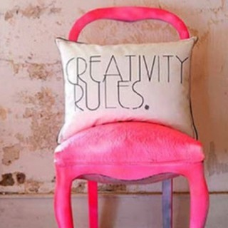 Creativity Rules. True!
