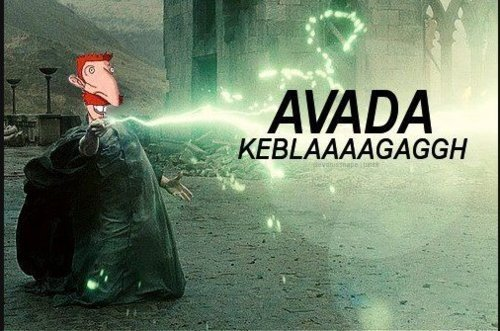 Really, anything with Nigel Thornberry's face is just great.