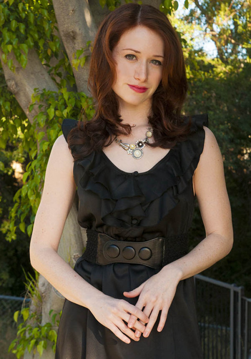 Lizzie Bennet ready for Bing Lee's party on Saturday. Doesn't she look gorgeous?