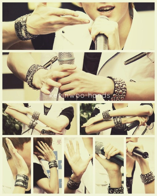 Kevin Woo hands appreciation part 10