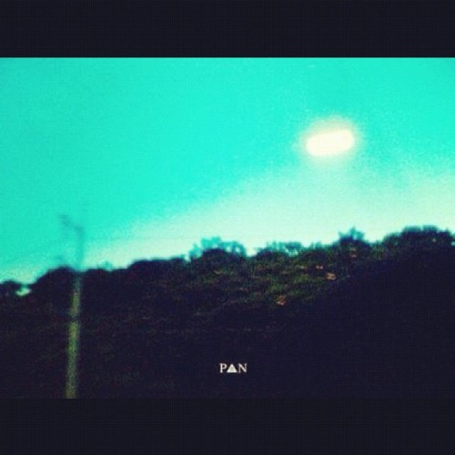 Blur sky :) (Taken with Instagram)