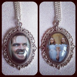 The Shining Cameo Necklaces If you would like something custom made, please message me!