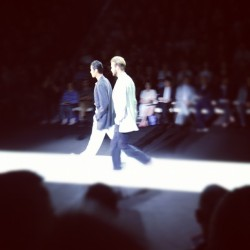 Armani. MS (Taken with Instagram)