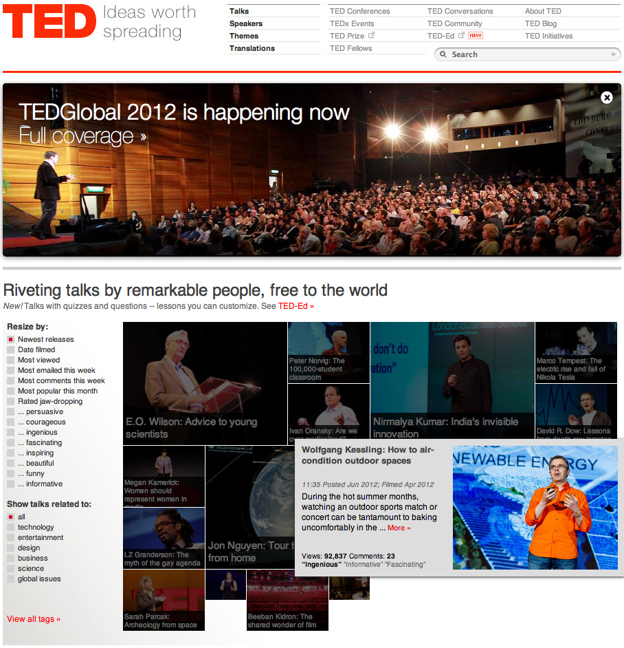 FutureCityLab participant Wolfgang Kessling (Transsolar) is featured at TED.  In April this year Wolfgang Kessling of Transsolar was talking at the TEDx Summit in Doha about outdoor comfort showing our projects for the FIFA football world championship bit in Qatar and Masdar city plaza.  Today the talk got featured at the main TED page and already hit 100.000 views! Have a look at the inspiring talk or try the outdoor comfort calculator by yourself: http://www.transsolar.com/index.htm?../01_startseite/01_outdoor_comfort_calculator_d.htm