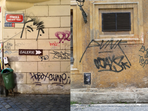 Prague 2012 # 4  - Perhaps Swedens best handstyle, Punk!