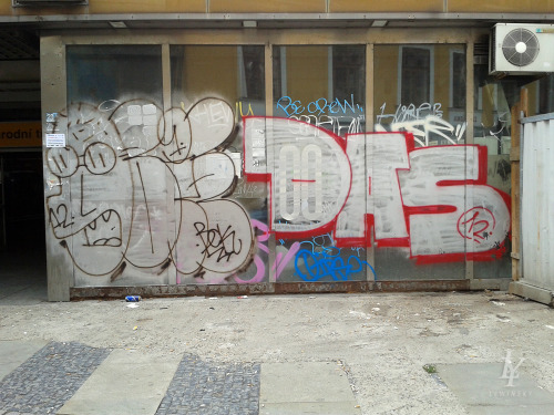Prague 2012 # 5  - ObieOne, Das
