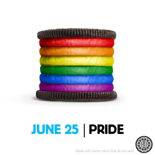 Oreo Gay Pride Adv (via Oreo: Gay Pride | Creative Criminals)