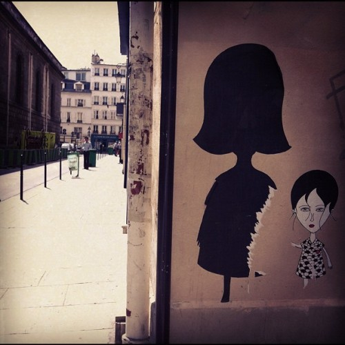 Rue Saint Claude (Taken with Instagram at Rue Saint Claude)