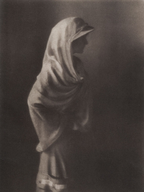 Paul Haviland, Miss Doris Keane, 1912. Source: Camera Work, No 39, 1912