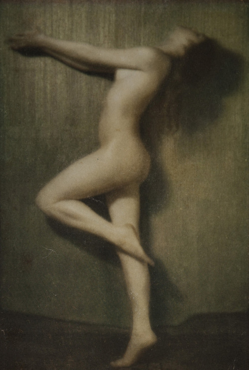Karl Struss, Untitled (nude), 1919. Source: Museum of Photographic Arts Collections