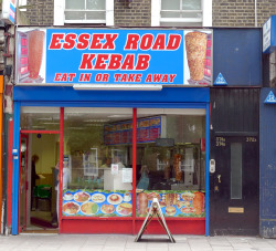 Essex Road Kebab, Essex Road N1