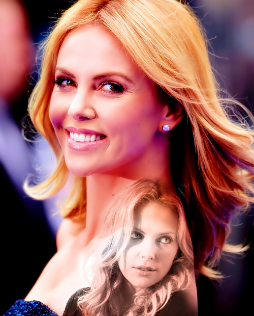 favorite blondes □ Charlize Theron
