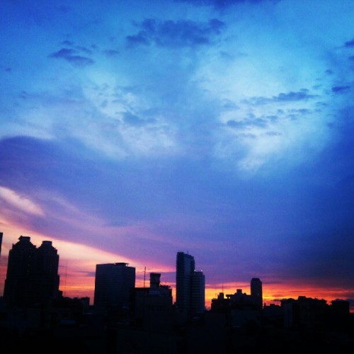 Sunset  (Taken with Instagram)