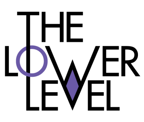 The Lower Level A logo I made for a bar/club in Asheville, North Carolina.